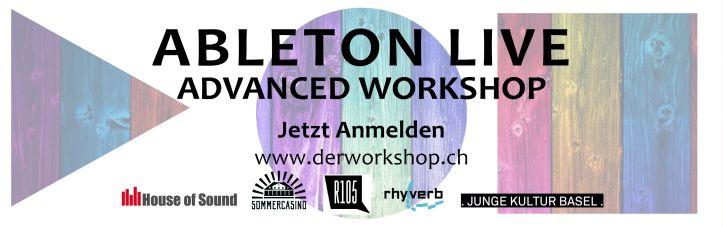Ableton Advanced Workshop