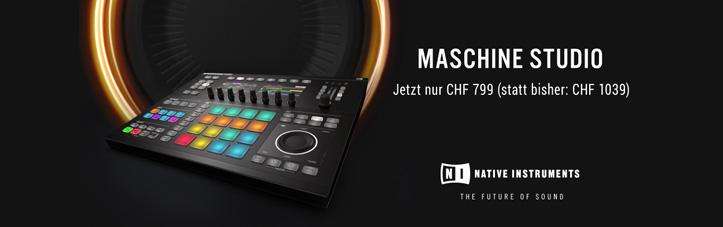 Maschine Studio Deal