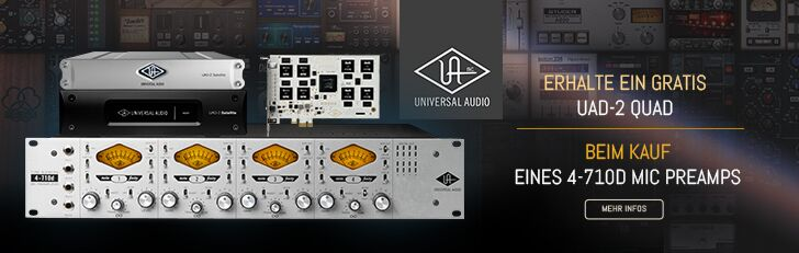 Universal Audio 4-710