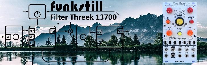 Funkstill Filter Threek