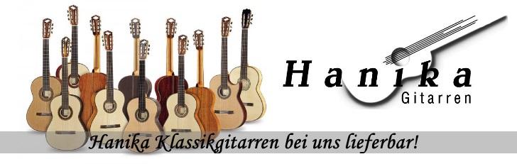 Hannika Gitarren