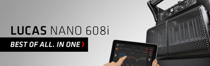 HK Audio Nano608i