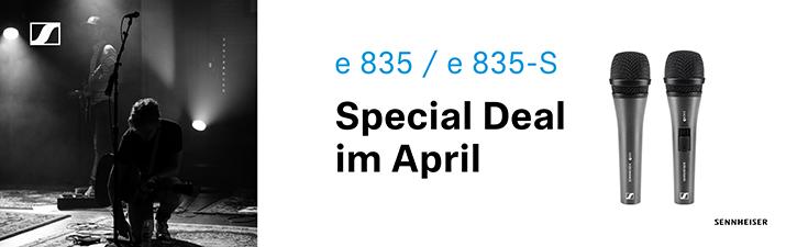 Sennheiser Promo April 2021
