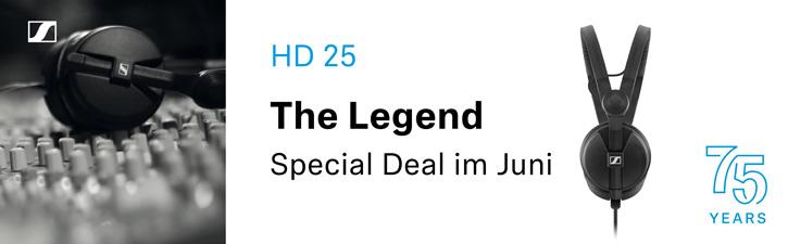 Sennheiser HD 25 Deal
