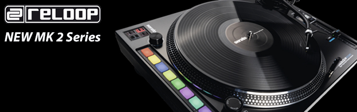 Reloop Turntable MKII