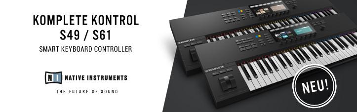 Native Instruments Kontrol MK2