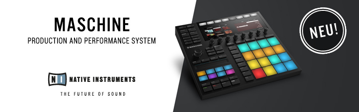 Native Instruments Machine MK3