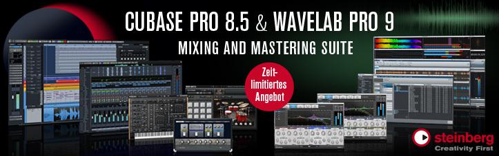 Steinberg Mixing & Mastering