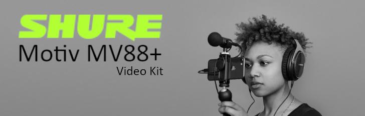 Shure MV88 Kit