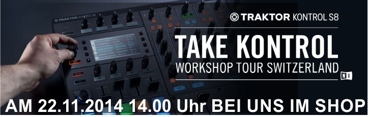 Native Instruments Workshop