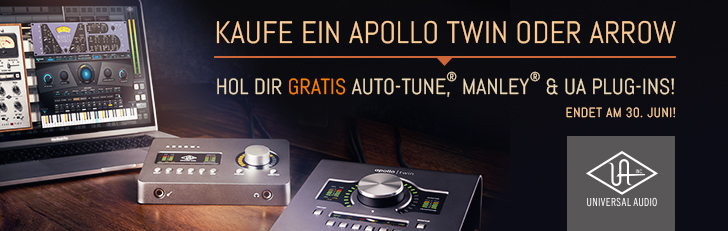 Apllo Twin Promo Q22019