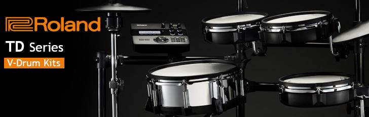 Roland TD Drums