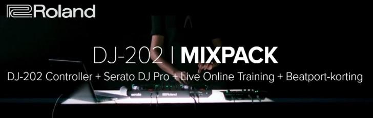 Roland DJ Mix 202
