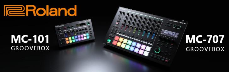 Roland MC Groovebox
