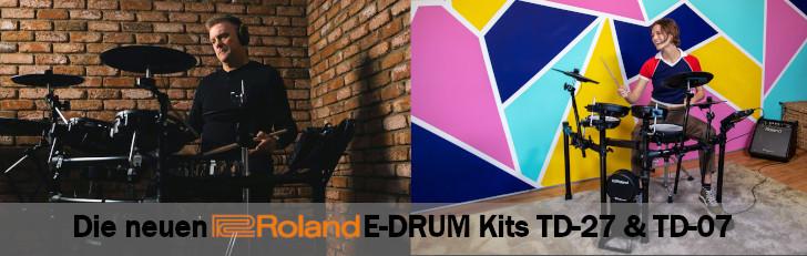 Roland DT 27 Drums