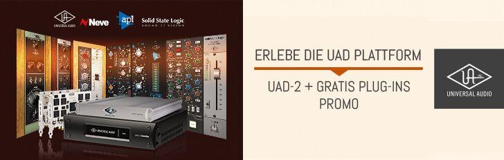 Universal Audio Pormo Q1/19