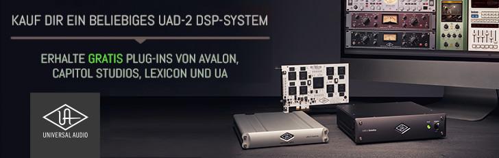 Universal Audio PlugIn Promo Jan 2020