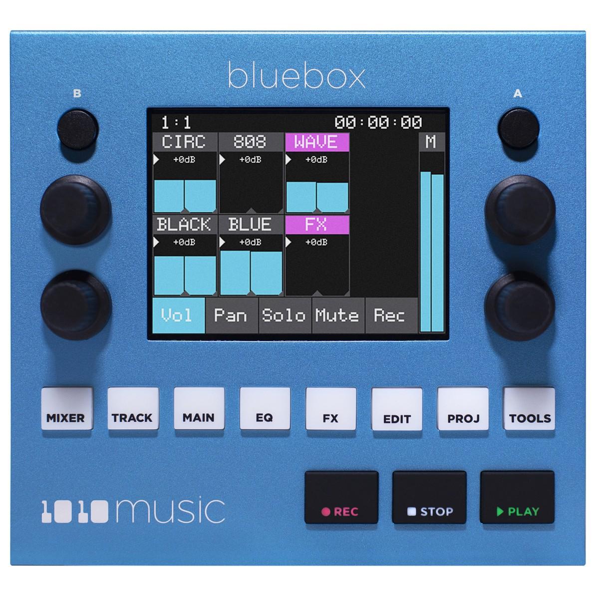 1010Music Bluebox Compact Digital Mixer   Recorder
