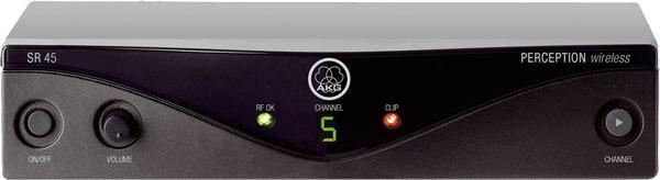 AKG SR45 Diversity Empf    nger Band A