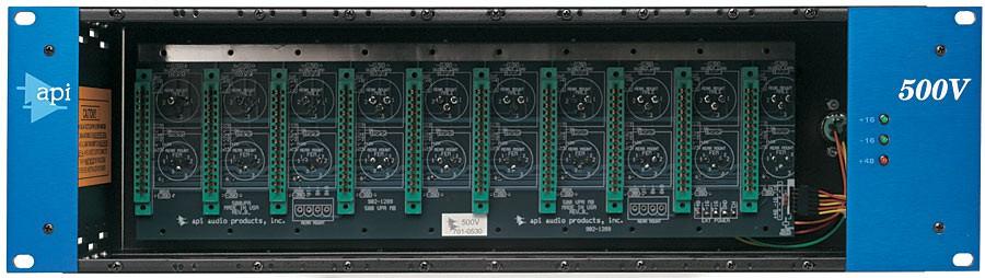 API 500VPR 10 slot lunchbox