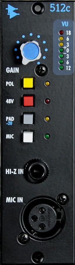 API 512C Mic Pre