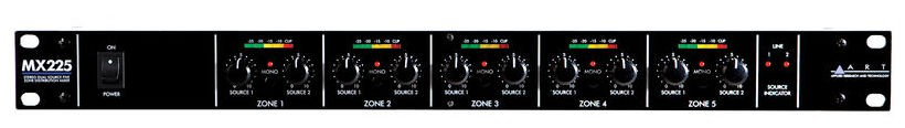 ART MX 225 Line Mixer
