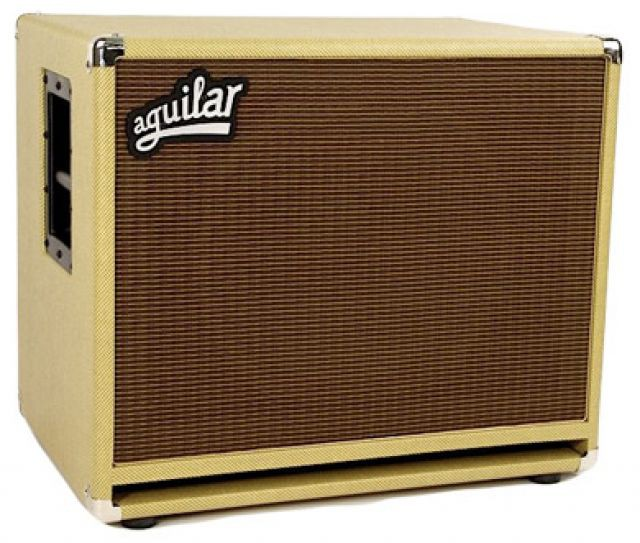 Aguilar DB115 8 Ohm Boss Tweed