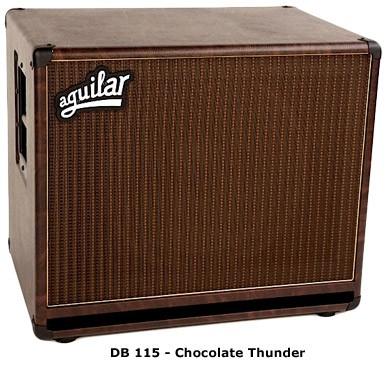 Aguilar DB115 8 Ohm Chocolate Thunder