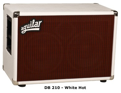 Aguilar DB210 8 Ohm White Hot