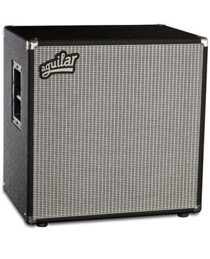 Aguilar DB212 4 Ohm Black