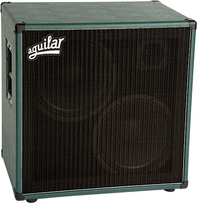Aguilar DB212 4 Ohm Monster Green