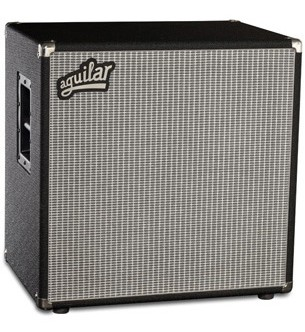 Aguilar DB410 4 Ohm Black