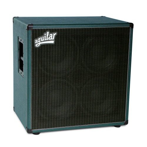 Aguilar DB410 4 Ohm Monster Green