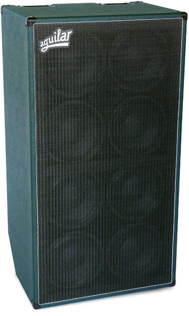 Aguilar DB412 4 Ohm Monster Green