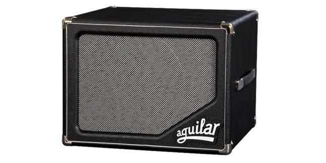 Aguilar SL112 8 Ohm Black