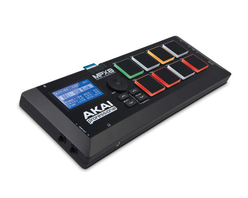 Akai MPX 8