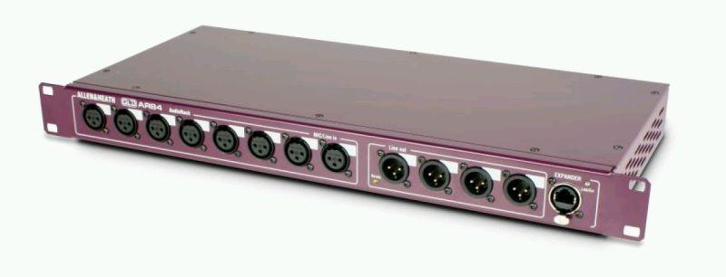 Allen   Heath GLD 80 Audio Expander Box AR84