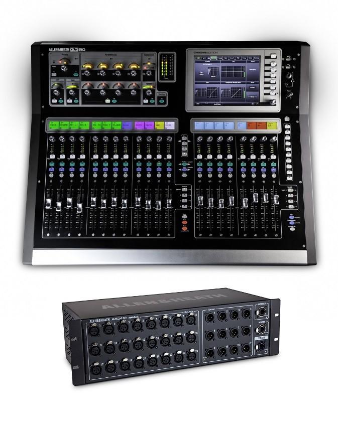 Allen   Heath GLD 80 System