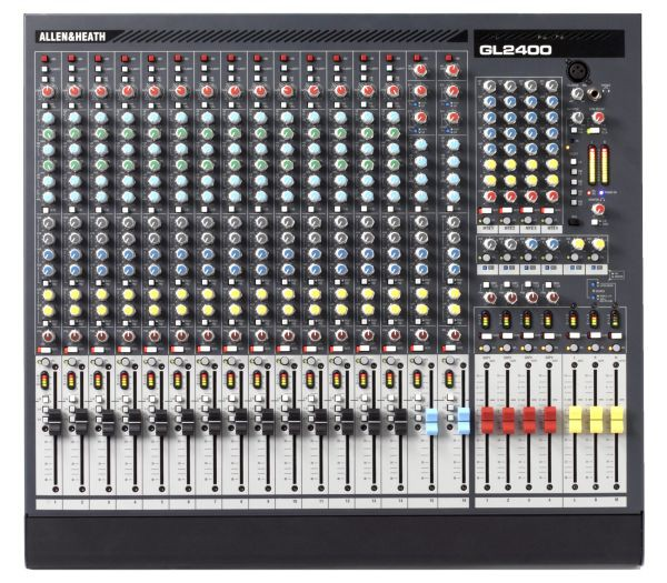 Allen   Heath GL 2400 16