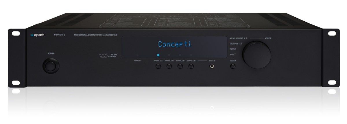 Apart Audio Concept 1
