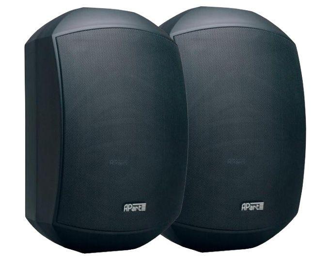 Apart Audio Mask 6T Black