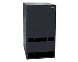 Apart Audio SUB 2400 schwarz