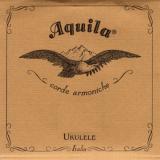Aquila Ukulele Bariton 4 Saiten GCEA Nylgut High G