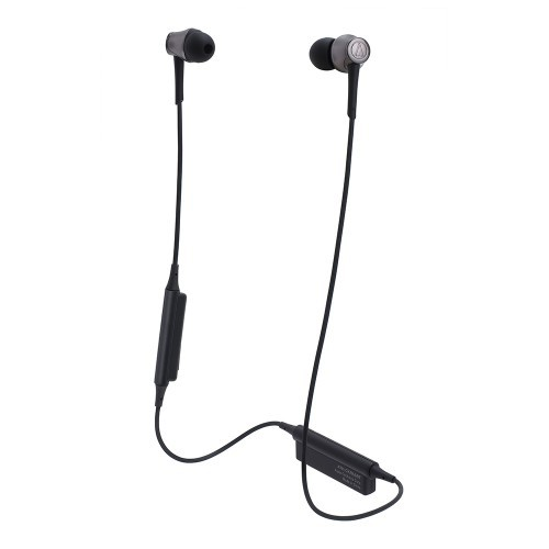Audio Technica ATH CKR55BT Bluetooth Black