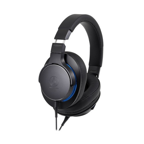 Audio Technica ATH MSR7b Black
