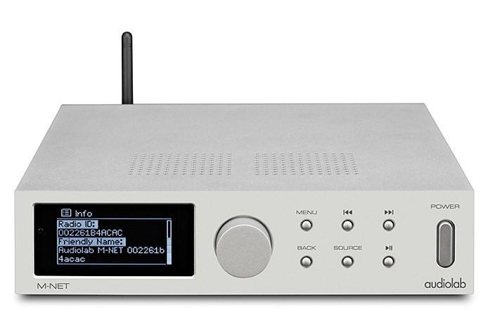 Audiolab M Net Silver