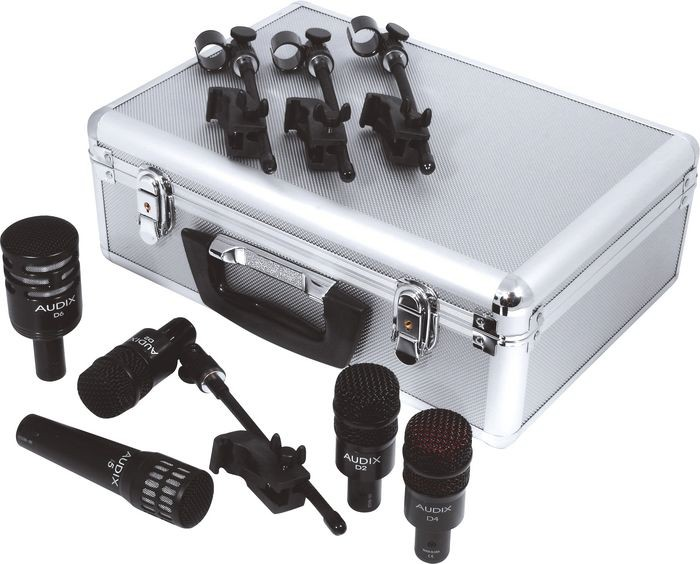 Audix DP 5 A Drum Microphone Set
