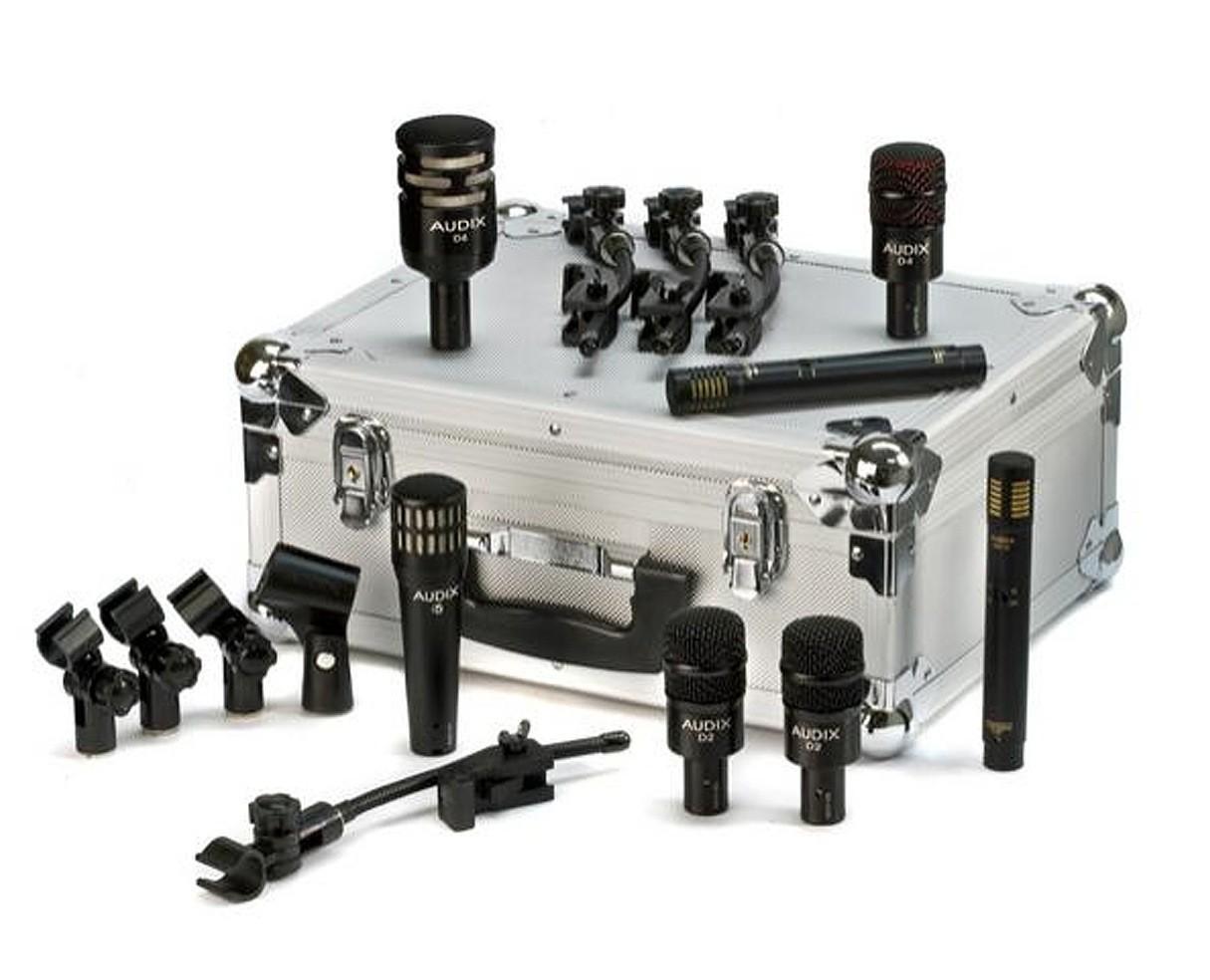 Audix DP 7 Drum Microphone Set