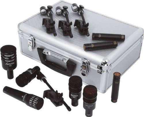 Audix DP Elite8 Microphone Set