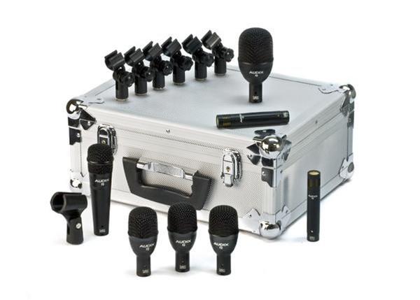 Audix Fusion FP 7 Drum Microphone Set